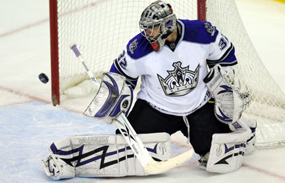 NHL: DEC 23 Kings at Blue Jackets