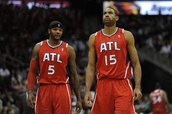 The two reasons the Hawks are where they are.